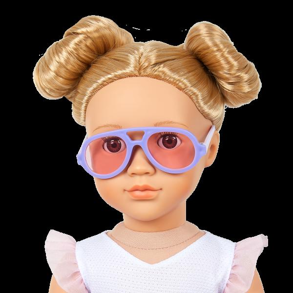 Our Generation 18-inch Fashion Doll Thea Sunglasses Accessory