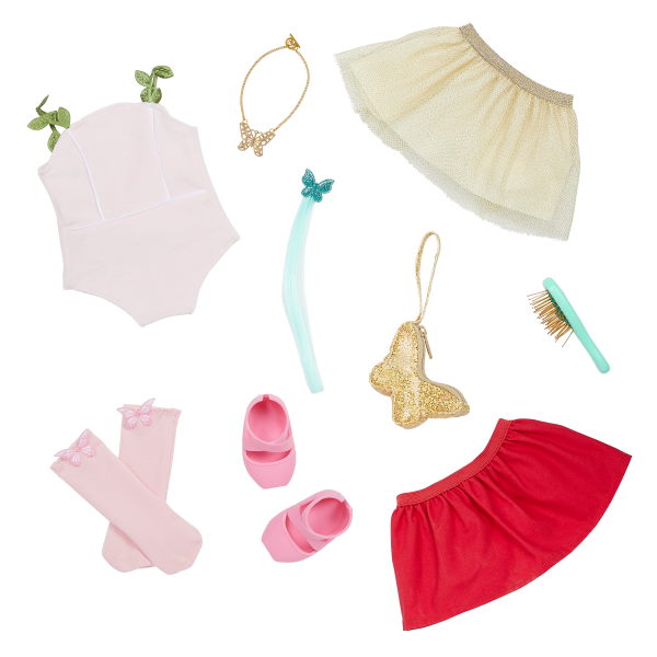 Our Generation 18-inch Fashion Doll Cambi Outfits & Accessories