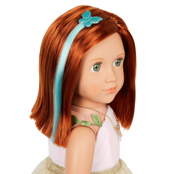 Our Generation 18-inch Fashion Doll Cambi Hair Extension Accessory