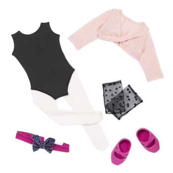 Our Generation Center Stage Ballet Outfit for 18-inch Dolls