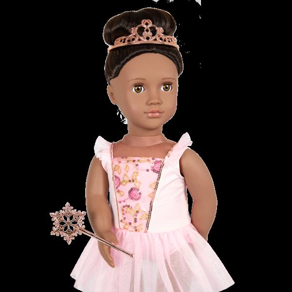 Our Generation 18-inch Sugar Plum Fairy Holiday Doll Delmy