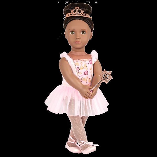 Our Generation 18-inch Sugar Plum Fairy Doll Delmy