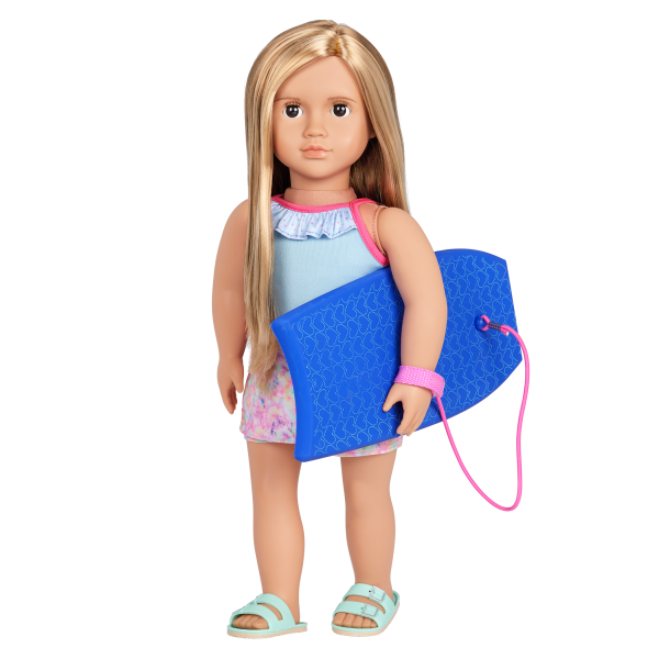 Our Generation 18-inch Beach Doll Ivana