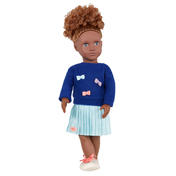 Our Generation Bright Bows Outfit 18-inch Doll Nya