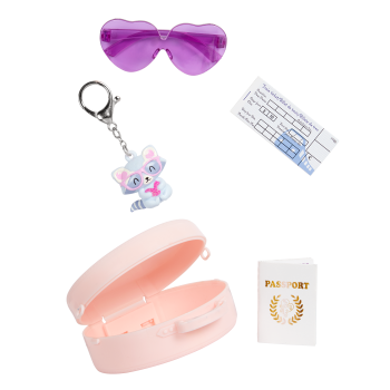 Our Generation Lovely Trips Travel Set for 18-inch Dolls