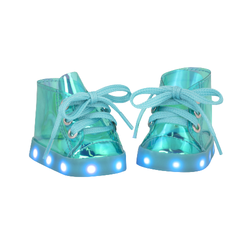 Our Generation Fast As Lights Light-Up Shoes for 18-inch Dolls