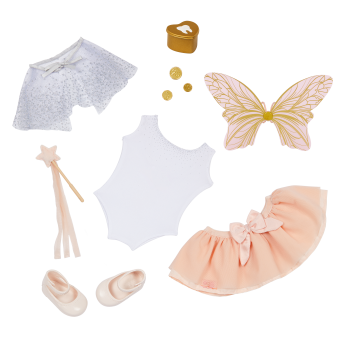 Our Generation Tooth Fairy Outfit for 18-inch Dolls