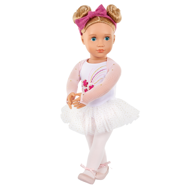 Our Generation Curtain Call Ballet Outfit for 18-inch Dolls