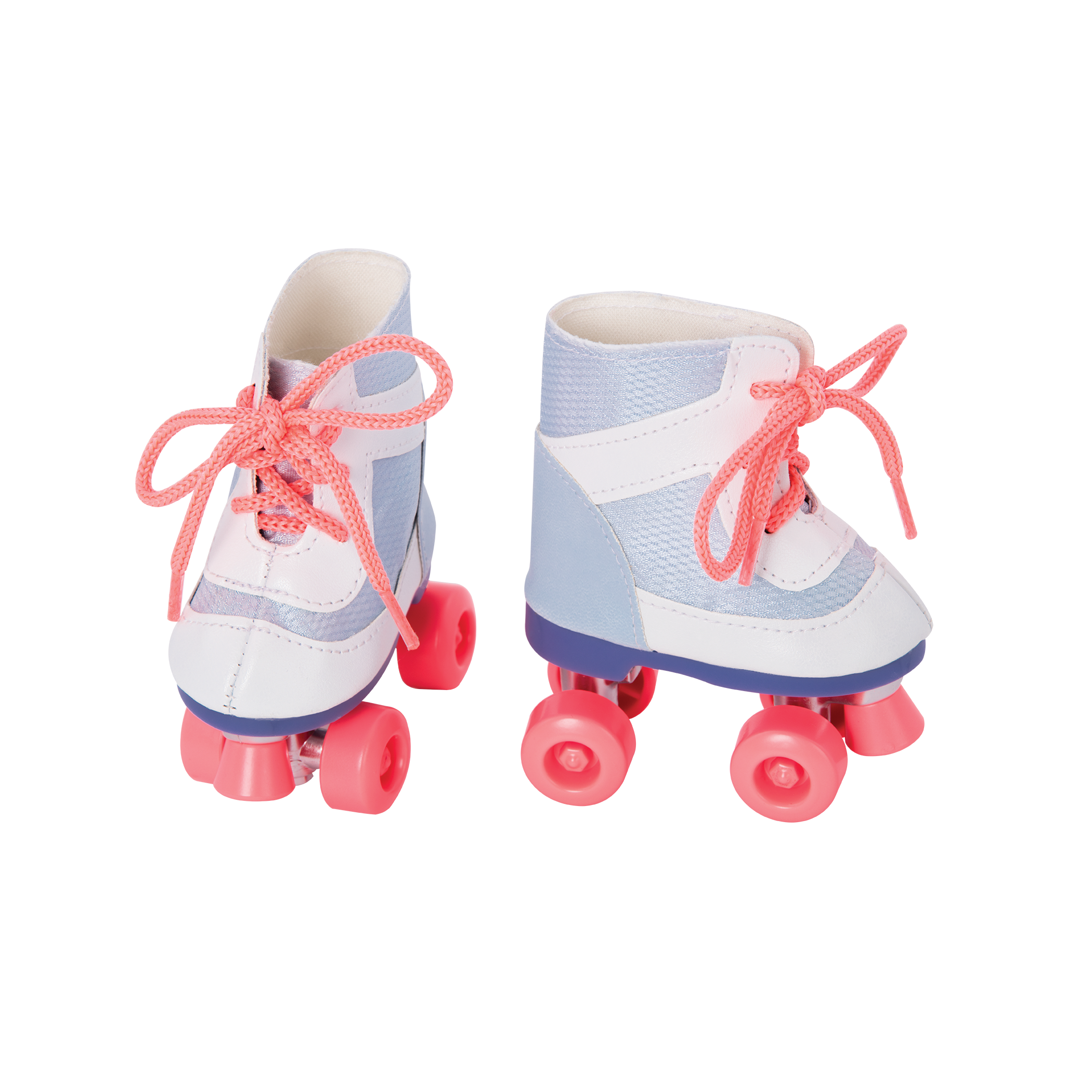 Our Generation Roll With It Roller Skates for 18-inch Dolls