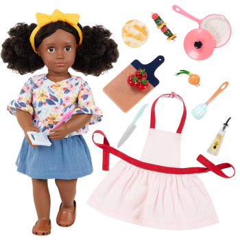 Our Generation Posable 18-inch Doll Macy
