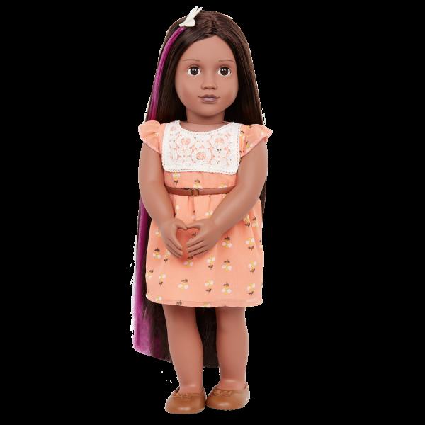 Our Generation 18-inch Hair Play Doll Zuri
