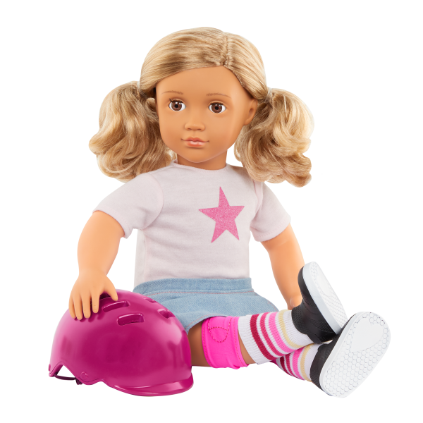Our Generation Posable 18-inch Doll Ollie