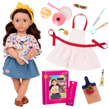 Our Generation Posable 18-inch Doll Rayna