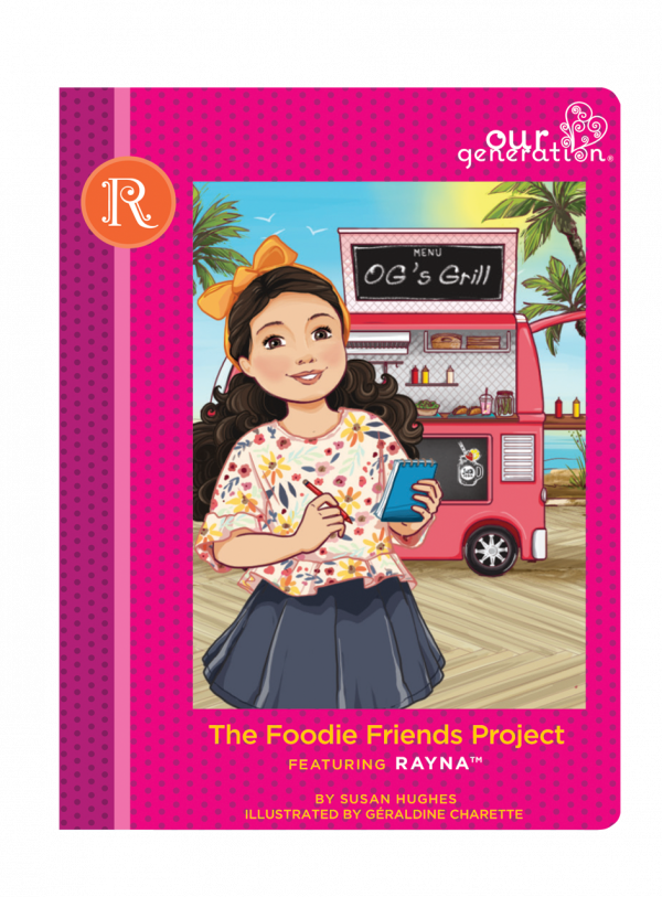 Our Generation Storybook The Foodie Friends Project