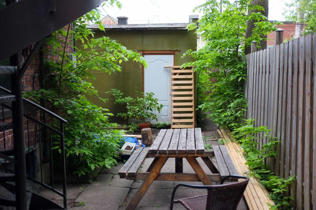 Deux chambres doubles disponibles Petite Italie -  | WeMoove