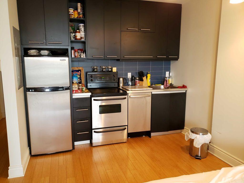 Fantastic Studio Apartment Available | WeMoove