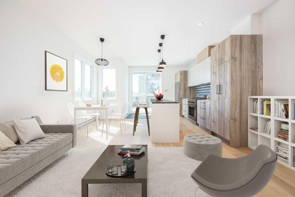 3 chambres + magnifiques espaces partagés | WeMoove