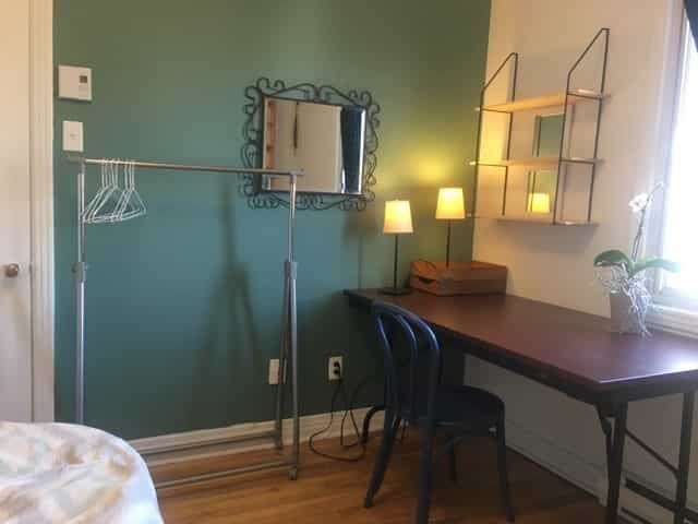 Chambre à louer dans Rosemont - La Petite Patrie! | WeMoove