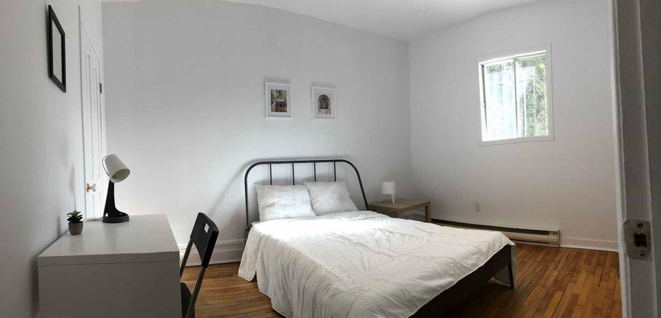 Chambre disponible le 1er mai - Coloc (Plateau) | WeMoove Apartments