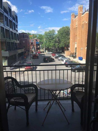 Appartement 4½ De 700pc entièrement meublé  | WeMoove Apartments