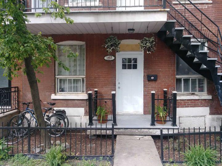 Recherche 3e colocataire 5 1/2 Hochelaga | WeMoove Apartments