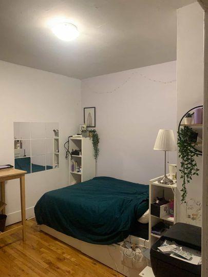 4 1/2 à louer Plateau Mont Royal 1er juillet | WeMoove Apartments