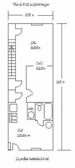Chambre en colocation pour 1er Octobre | WeMoove Apartments