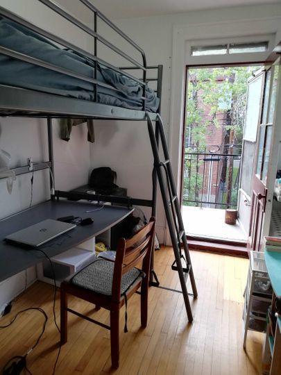 Chambre dans coloc proche UdM à partir du 19 Août | WeMoove Apartments