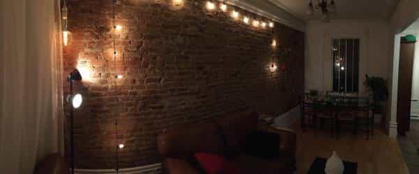 Chambre dans coloc de 4 personnes - Berri-UQAM  | WeMoove Apartments