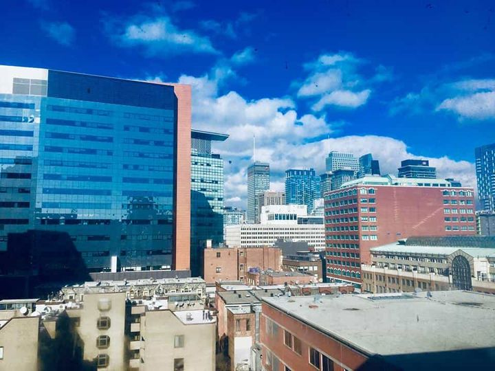 Furnished Summer Sublet: Downtown Montreal Studio  | WeMoove Apartments