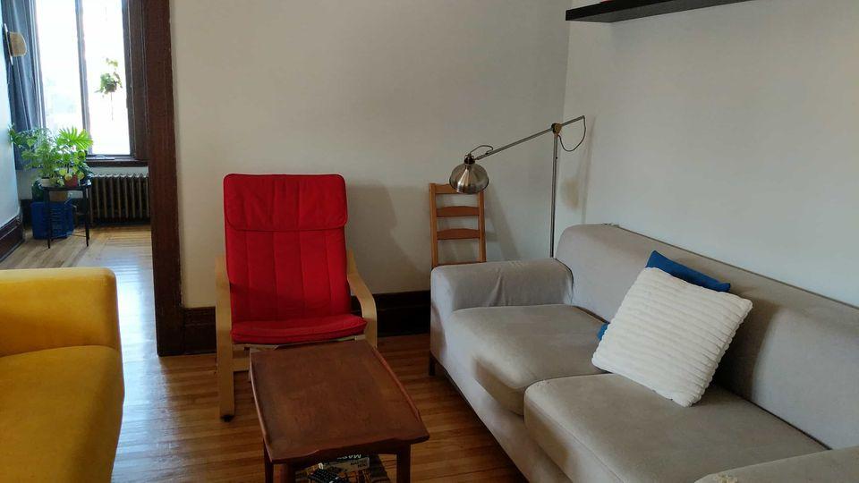 Cherche colocataire dans 4 1/2 quartier Jean Talon | WeMoove Apartments