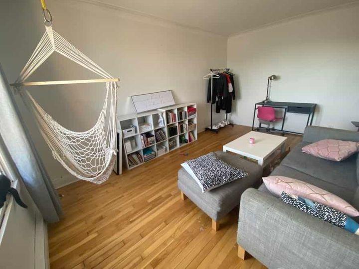 Jolie chambre lumineuse (non-meublée) OCTOBRE | WeMoove Apartments