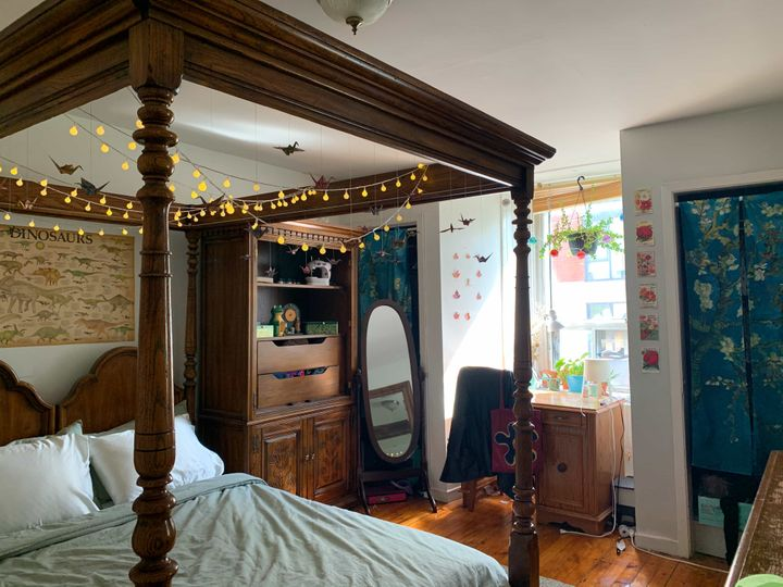 beautiful, spacious bedroom for summer sublease! | WeMoove Apartments