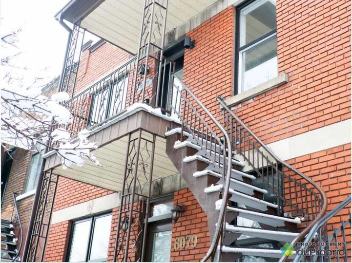 Coloc — Magnifique 5 1/2 (Villeray, métro Jarry) | WeMoove Apartments
