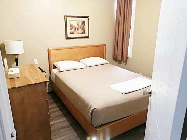 2 1/2 (1 chambre fermée) meublé, tout inclus  | WeMoove Apartments