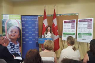 Hon. Rona Ambrose, Minister of Health