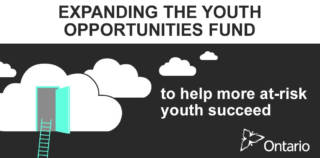 Expanding the Youth Oppurtunities. To Help more At-Risk Youth Succeed