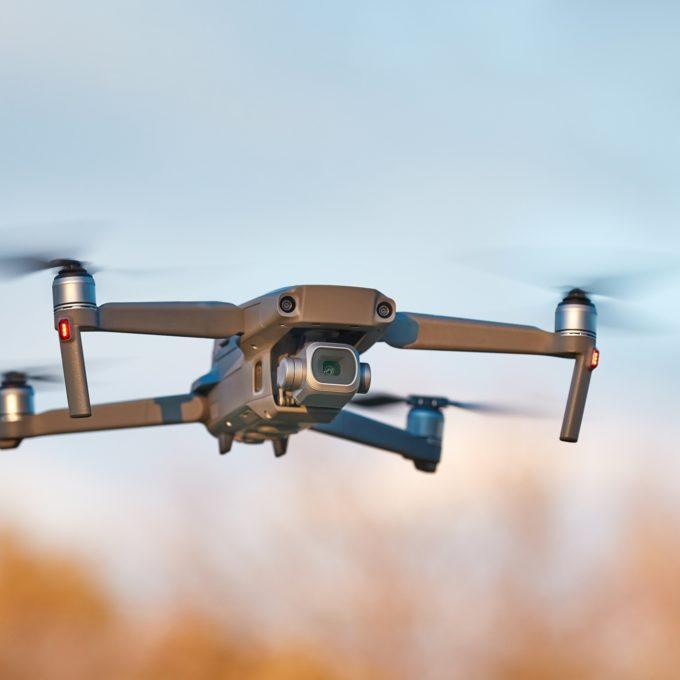 Environment - Geomatics drones