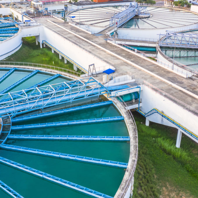Infra - Water treatment