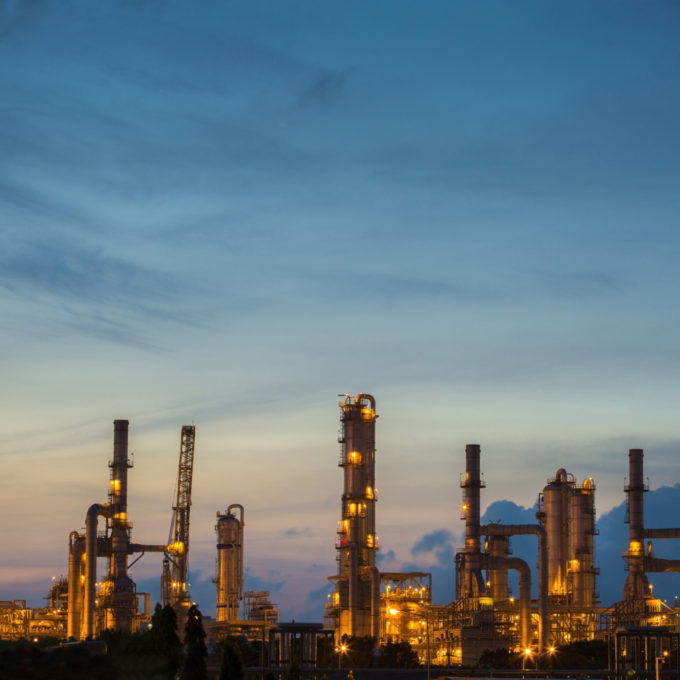 Biofuels Refining Petrochemicals Chemicals - Refinery