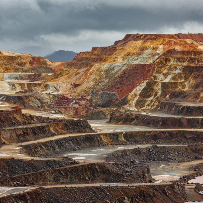 Mining Gold - Infrastructures