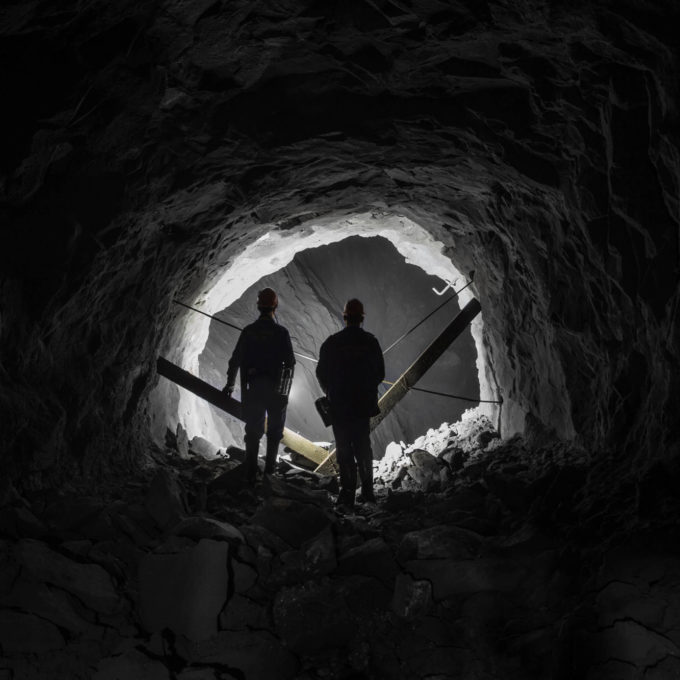 Mining - Gold - Tunnel