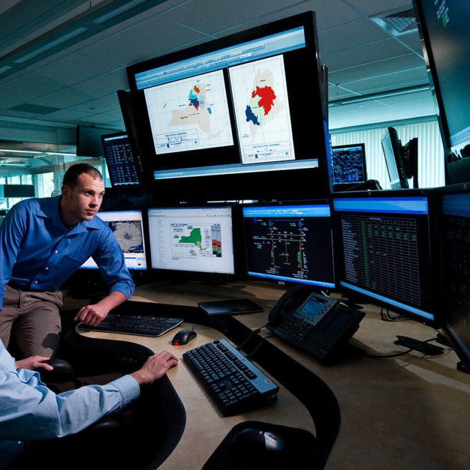 Project Page Hero Implementation national North American centres for power generation control and management