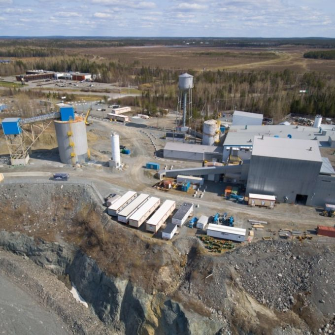 Project Page Hero Refurbishing and recommssioning gold mining mill