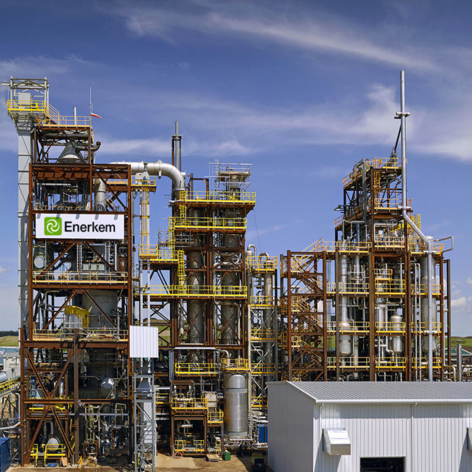 Project Page Hero world first biorefinery