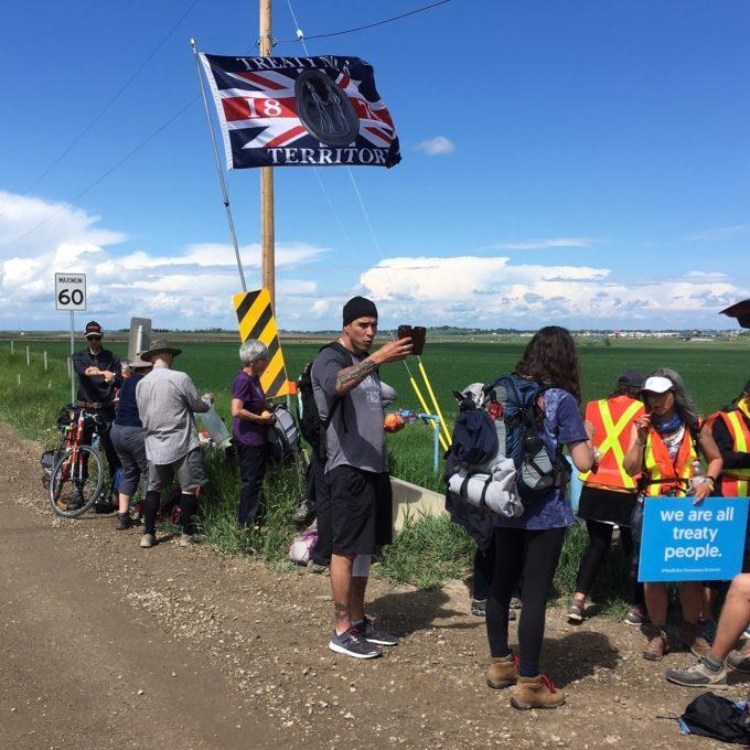 Engagement social - Journée nationale des peuples autochtones 2020 Calgary