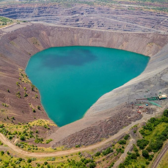 Mining - Mine Tailings water