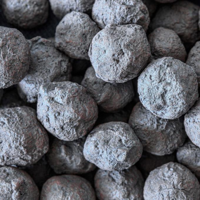 Mining Iron Ore Pellets