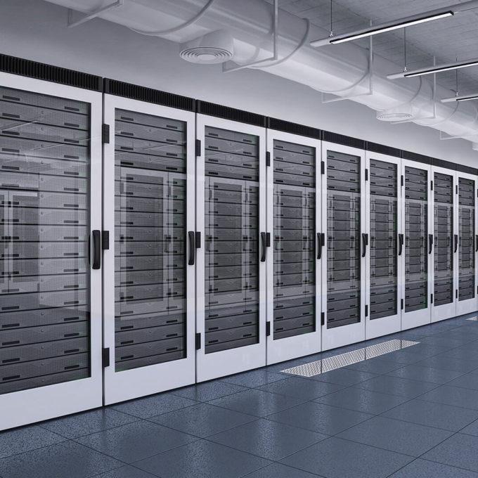 Data centre - Expansion