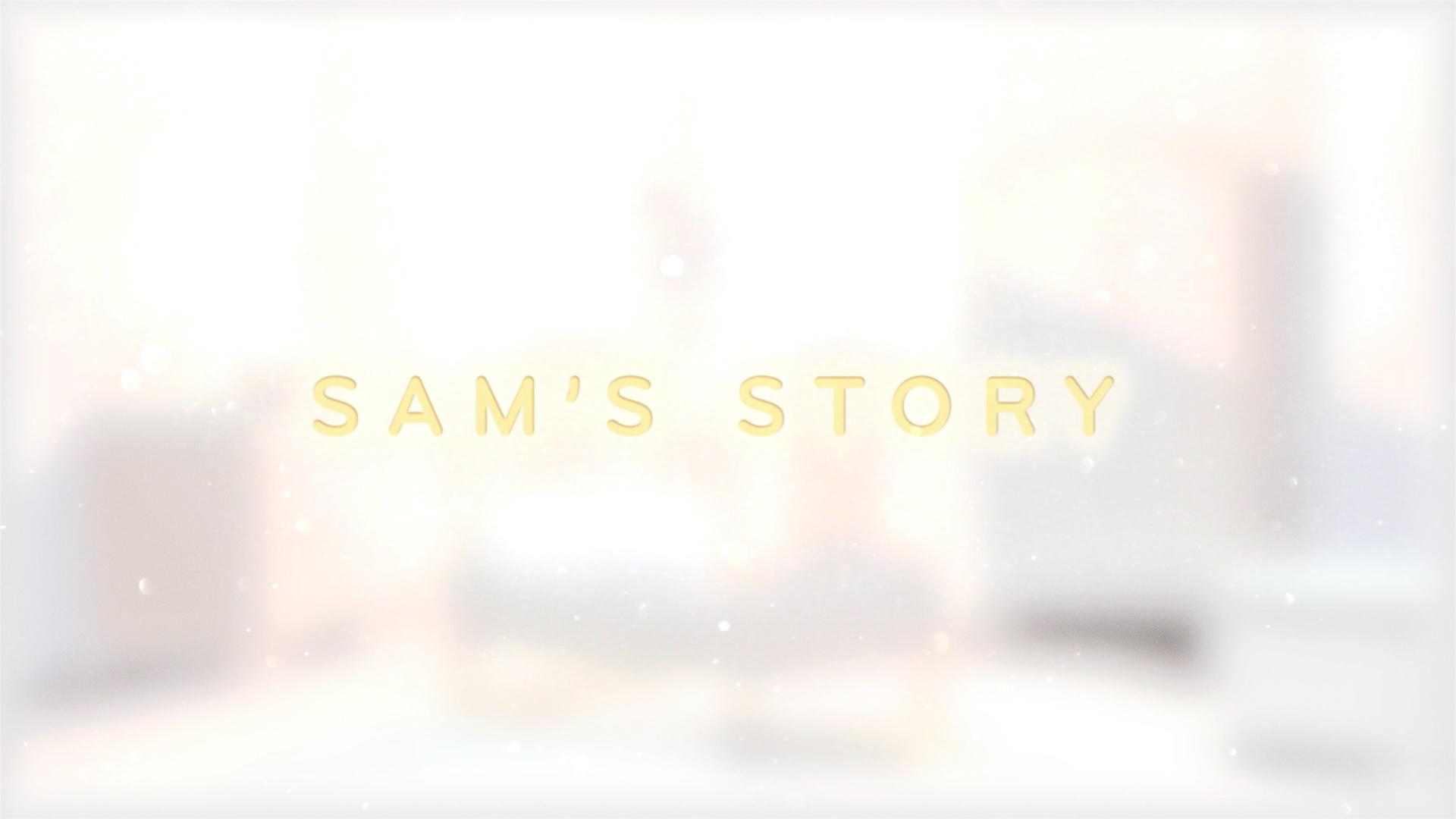 Sam Sams Story Vignette
